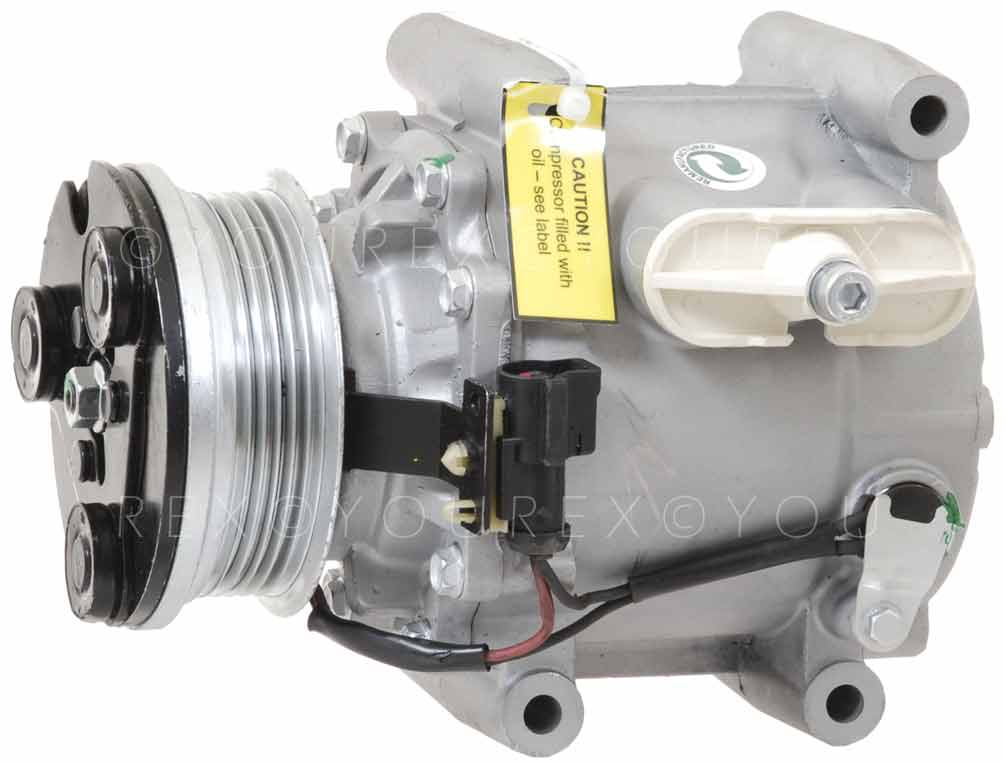 XR 82897 - A/C Kompressor, Jaguar S-Type - Visteon, Ers - A/C Kompressor aggregat