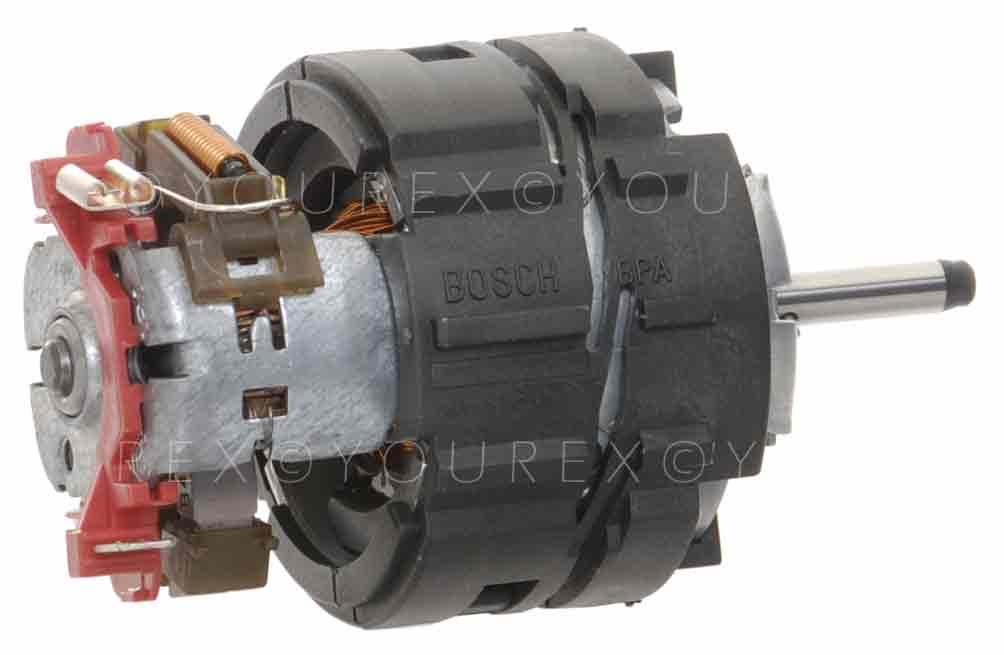 Unika 0130007308 - Elmotor kupefläkt 12V - Bosch Ersättning OD-95