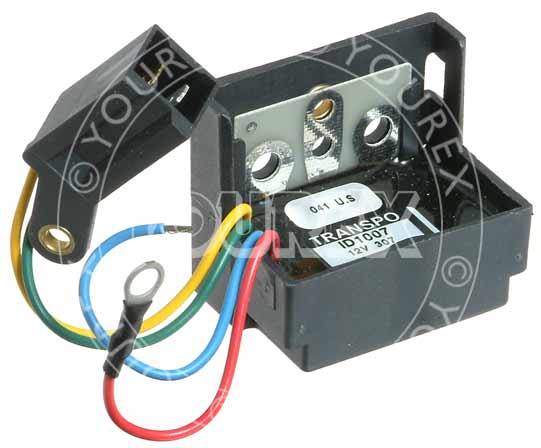 HU130462 - Regulator 12V - Ducellier - Regulatorer