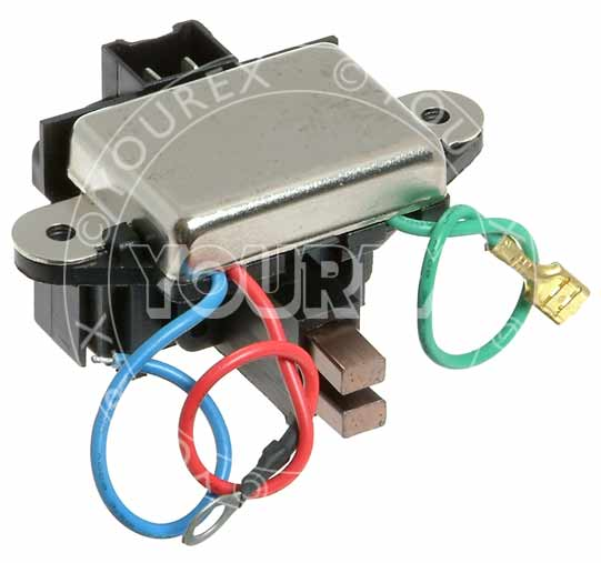 HU 13 0469 - Regulator 12V - Ducellier - Regulatorer