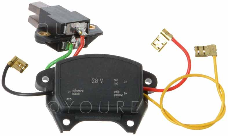 H642509A - Regulator PR 590536, 28V - Valeo/Paris-Rhone Ersättning - Regulatorer