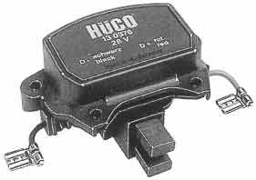 HU 13 0376 - Regulator 24V - Valeo/Paris-Rhone Ersättning - Regulatorer