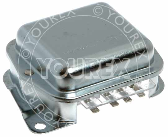 E6DF-10316AA - Regulator VR-4604 power typ. - Ford, Ersättming - Regulatorer