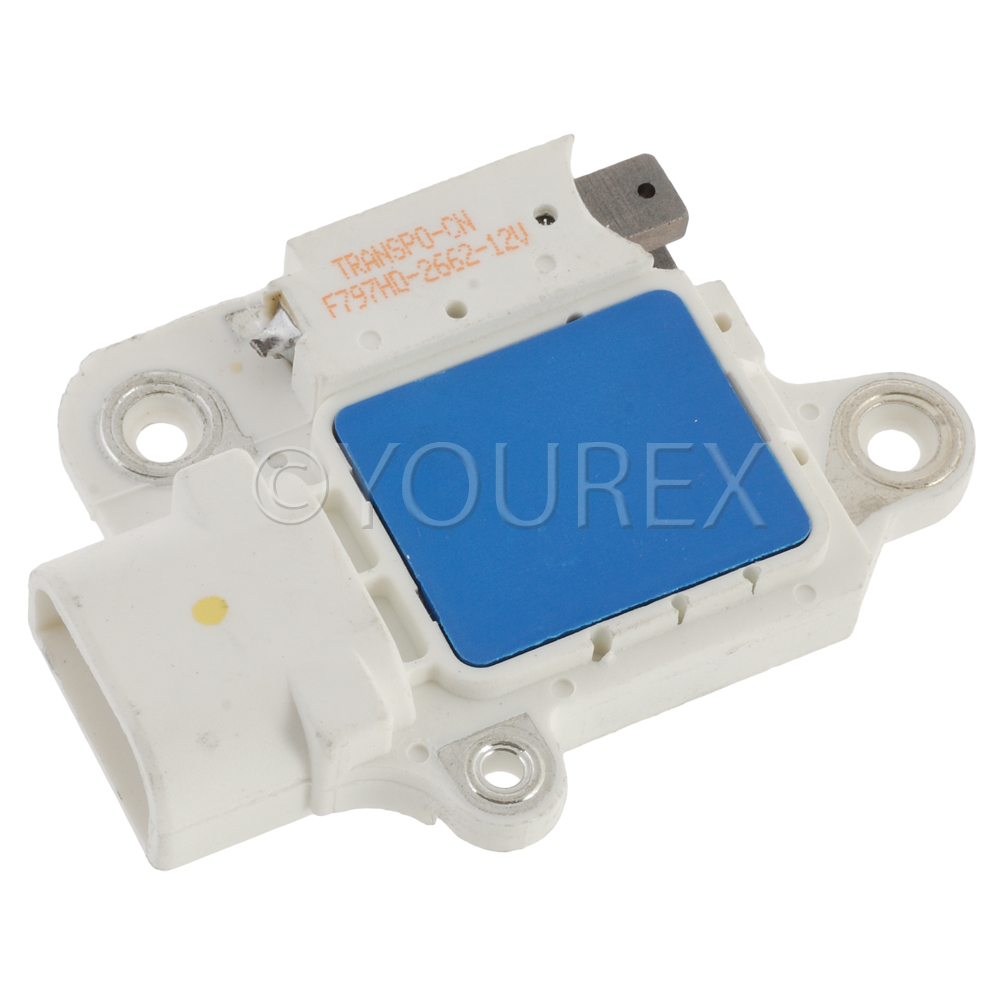 YF1U10C359AA - Regulator Ford, 12V - Ford, Ersättming - Regulatorer