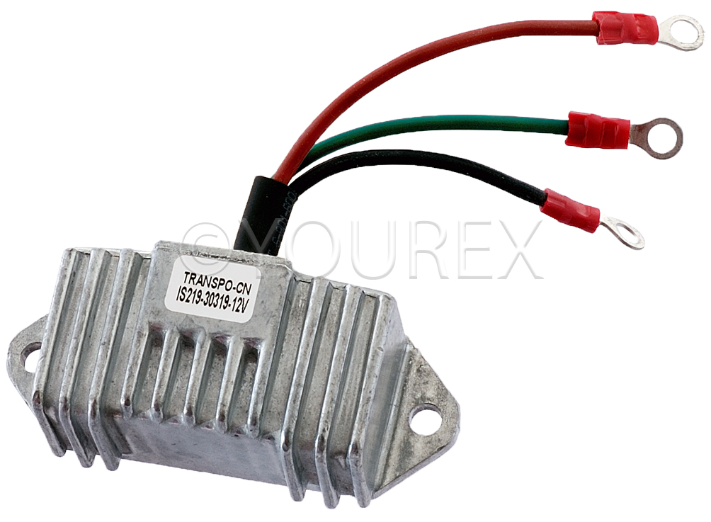 HU 13 0493 - Regulator SEV 72563702, 12V - SEV Ersättning - Regulatorer