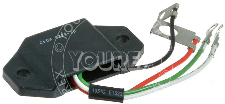 R008T-10471 - Regulator 24V - Mitsubishi Ersättning - Regulatorer