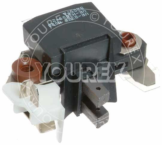 HU 13 2964 - Regulator 12V - Mitsubishi Ersättning - Regulatorer